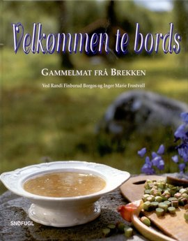 Omslag - Velkømmen te bords